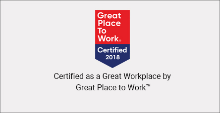 Saviant - Great workplace certified