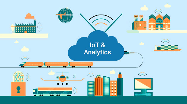 5 ways How IoT and Analytics help Enterprises drive Business Growth