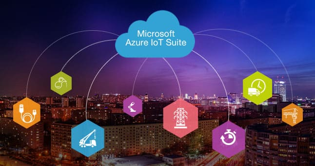 Build your Internet of Things Solution with Azure IoT Suite