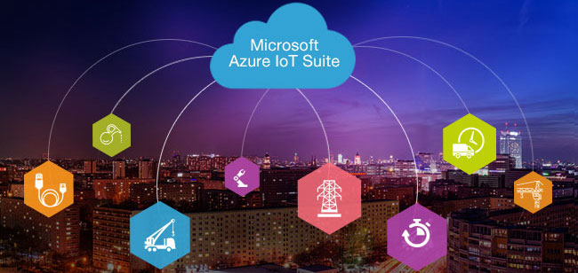 Build your IoT Solution with Azure IoT Suite