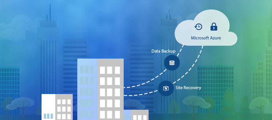 Cloud disaster recovery solution