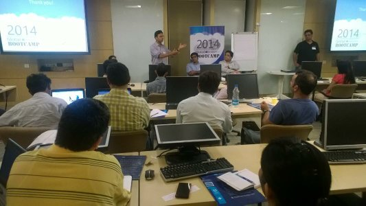 Global Windows Azure Boot Camp 2014
