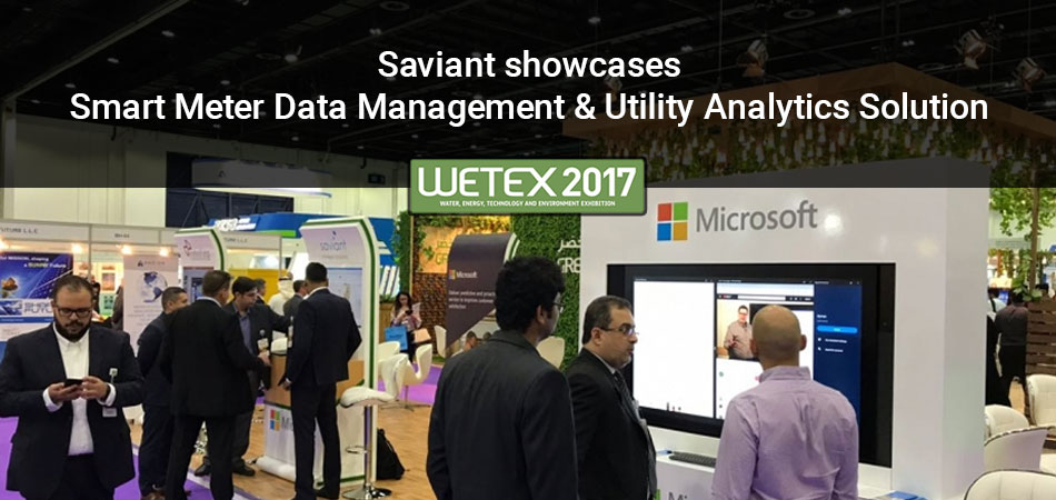 Saviant at WETEX 2017