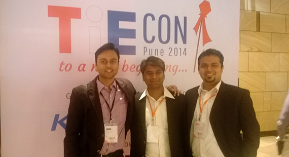 Saviant Proud Sponsor of TiECon Pune 2014