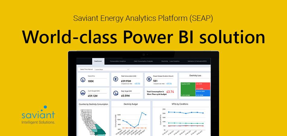 SEAP features as a world class Microsoft Power BI solution