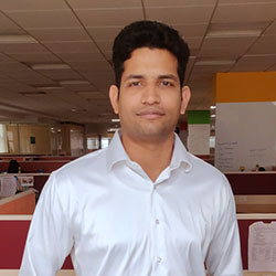 Yatish Patil (Technical Project Manager)