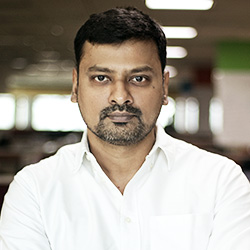 Amit Dangle (VP – Sales & Marketing)