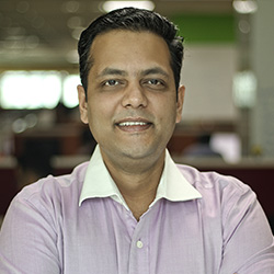 Aniket Deshpande (Saviant Delivery Manager)