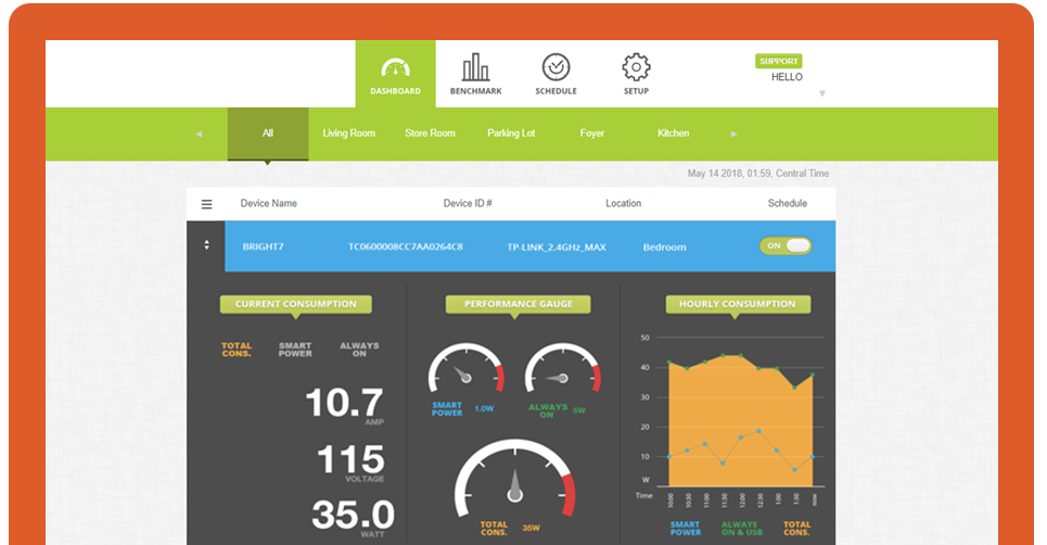 Real-time for Smart Energy Management screenshot
