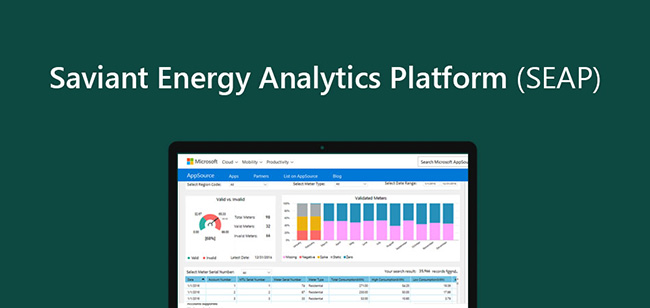 Saviant Energy Analytics Platform