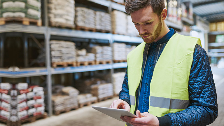 Intelligent Warehouse Mobile Apps